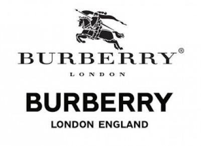 Nie uwierzysz! Burberry zmieniło logo!