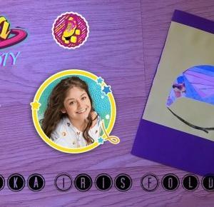 Soy Luna Polska: Kartka Iris Folding [DIY]