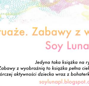 Soy Luna Polska: [Recenzja] Tatuaże - Zabawy z wyobraźnią. Soy Luna