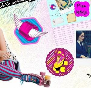 Soy Luna Polska: [Back to school] Plany lekcji z serialu