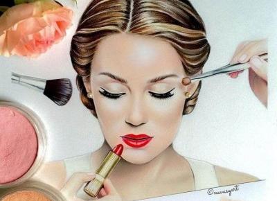 7 błędów w makijażu, które zdarzyły się każdej z nas! - StylRoom.pl