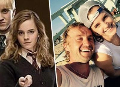 Emma Watson i Tom Felton są parą?!