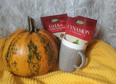 Pumpkin Spice latte ze starbucksa w domu !