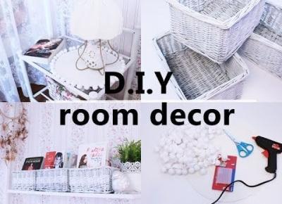 Nieśmiertelne DIY- czyli ozdoby do mieszkania