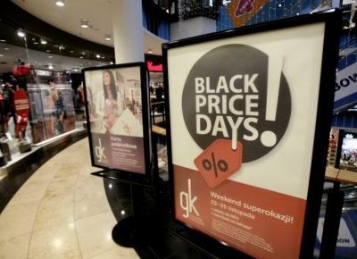 Black Friday 2019 - gdzie wybrać się na zakupy ?