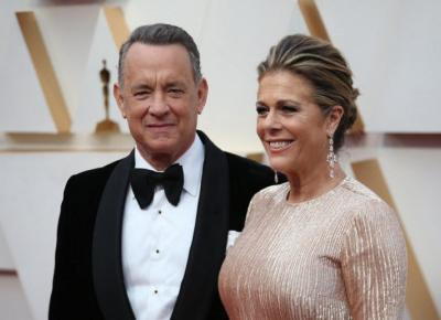 Koronawirus dopadł Toma Hanks'a !