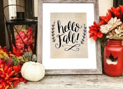 Odpicuj swój pokój na jesień !
