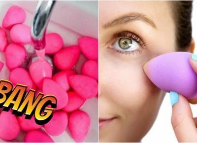 Beauty Blender- czy dbasz o swój?