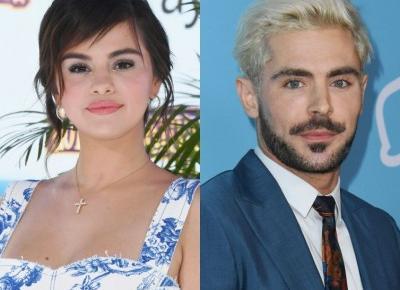 Selena Gomez i Zac Efron są parą? Fani nie mają wątpliwości!
