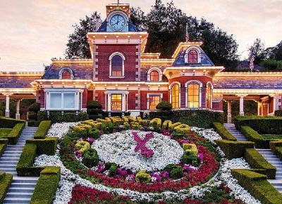 Poznaj wszystkie tajemnice domu Michaela Jacksona!