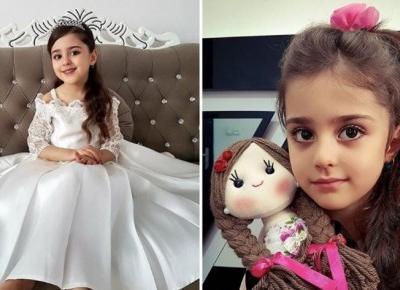 Poznaj najpiękniejszą dziewczynkę świata!