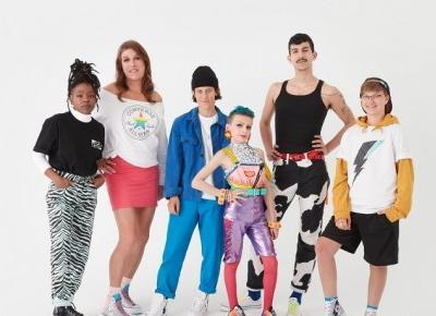 11-letni drag queen twarzą kampanii Converse.