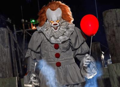Twarzowe Halloween - czyli make up na najstraszniejszą noc w roku !