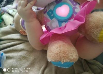 Zabawka Fisher Price - siostrzyczka szczeniaczka • BOBOLIFE