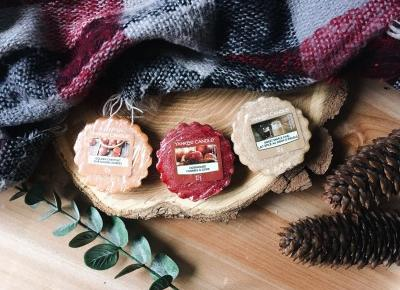 BY ALEKSANDRA | Beauty & Lifestyle: Farmer's Market Yankee Candle Q3 2019 | Sweet Maple Chai, Ciderhouse oraz Golden Chestnut