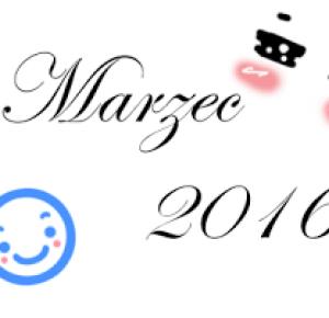Caroline blog: Ulubieńcy miesiąca: Marzec 2016