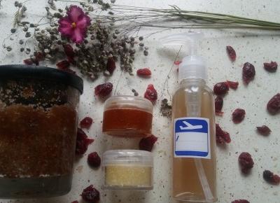 Ulubieńcy wśród kosmetyków DIY (przepisy)