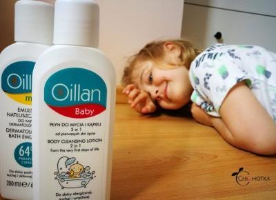 Jak wspomóc pielęgnację skóry u dziecka z alergią? [KONKURS] | Chichotka.pl
