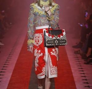 Chiconic by Kasia Wasilewska: Historia mody w 20 minut czyli pokaz Gucci SS 17