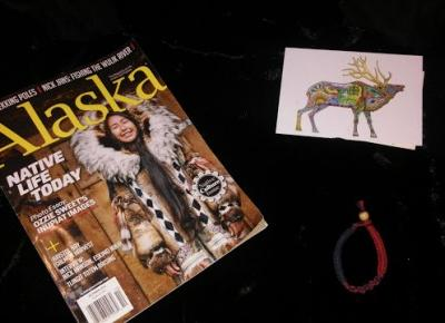 Chiyo: Przesyłka z Alaski