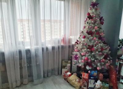 Chiyo: Wesołych Świąt.
