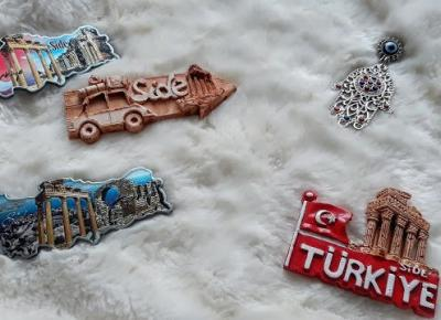 Chiyo: Co warto kupić w Turcji.