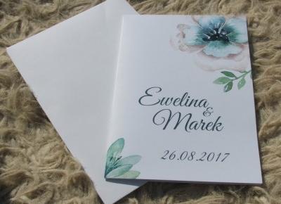 Prezent ślubny z MyGiftDna | Amelia Wolińska