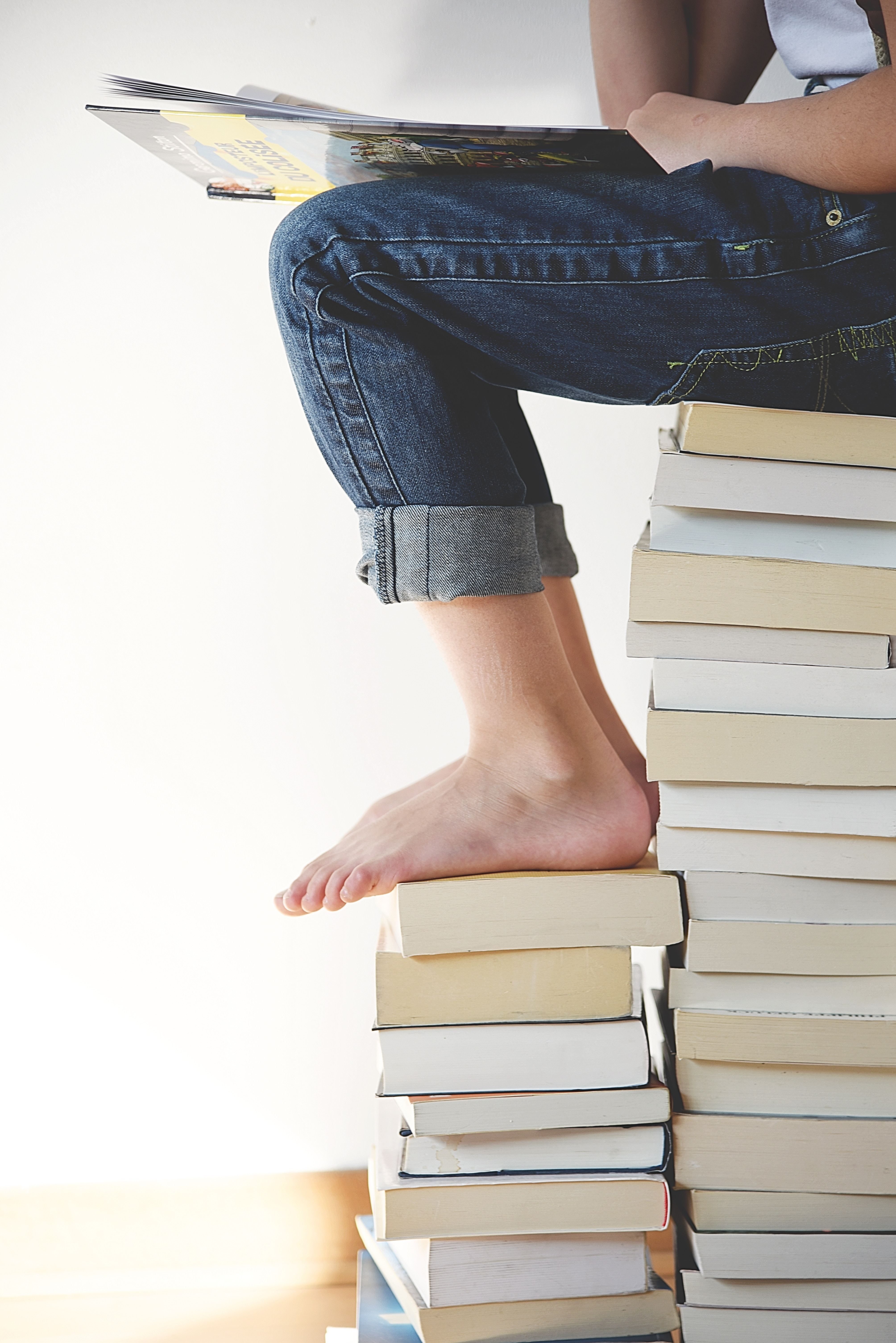 Po co czytać książki? - Co na to Natorscy