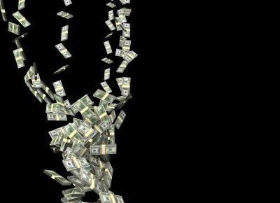 Banknoty w ogniu, czyli o nieprzyzwoitych zarobkach sportowców - Co na to Natorscy