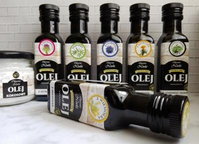 Cosmetics reviews : Olej z wiesiołka - w kuchni i w pielęgnacji