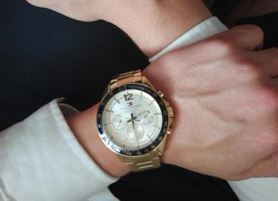 Cosmetics reviews : Zegarek Tommy Hilfiger - modny dodatek pomysłem na prezent