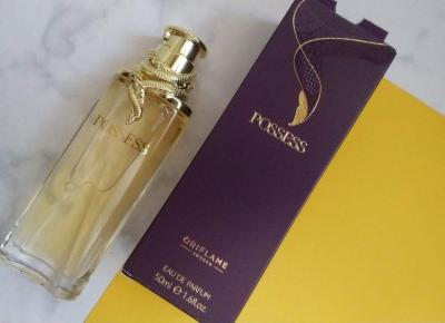 Cosmetics reviews : Woda perfumowana Possess Oriflame