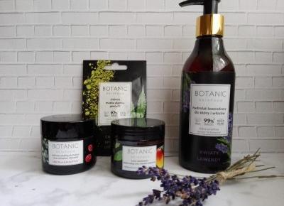 Cosmetics reviews : Botanic Skinfood - kosmetyki wegańskie w drogeriach Natura