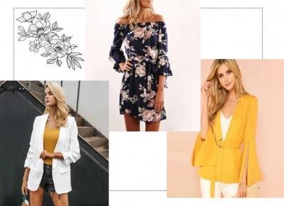 Cosmetics reviews : Podstawowe elementy damskiej odzieży, z których wyczarujesz każdą stylizację