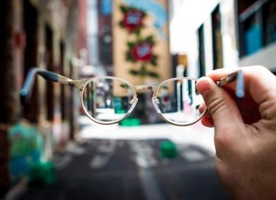 Cosmetics reviews : Badanie wzroku - pierwszy krok do dobrego widzenia.