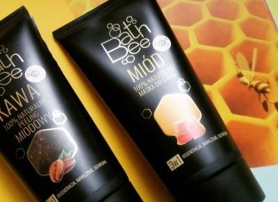 Cosmetics reviews : Bathbee - kosmetyki z miodem warte uwagi
