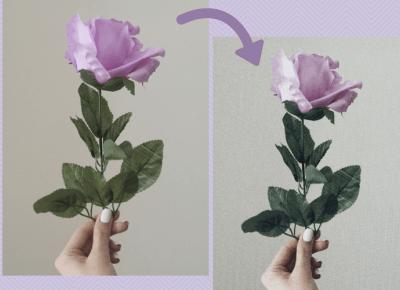 Jak przerobić zdjęcie na Instagram - efekt ziarna