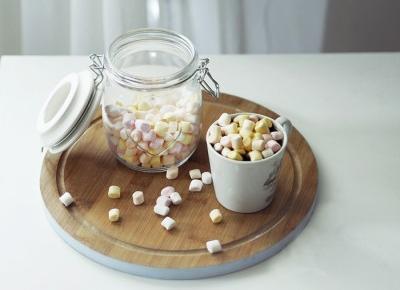 Gdzie kupić mini pianki (marshmallow)? Świąteczne kadry - Ada Zet
