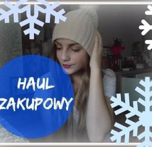 Zimowy haul zakupowy | CrushOnlinePL