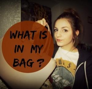 What is in my bag? | CrushOnlinePL