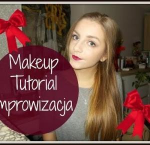 Szybki jesienno-zimowy makijaż| CrushOnlinePL