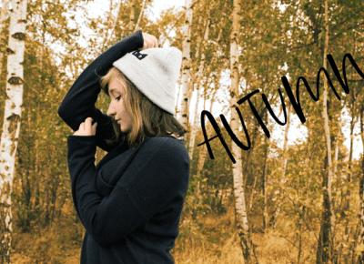 Nie każdy dostrzega piękno.: Jesień