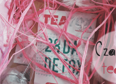 Cup of Bunny: | 28 dzień - Teatox, koniec |