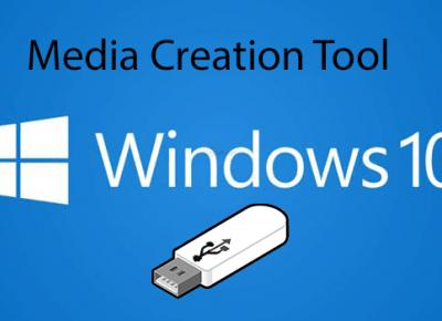 Jak stworzyć instalacyjny pendrive z Windows 10 – Media Creation Tool - CyberBay