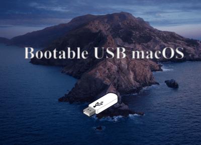 Jak stworzyć bootowalnego pendrive z macOS. Skąd pobrać starsze wersje systemu. - CyberBay