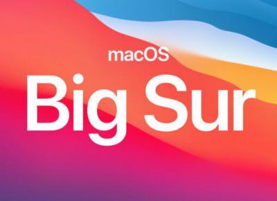 Aktualizacja macOS Big Sur 10.16.1 już dziś! – Co nowego? - CyberBay