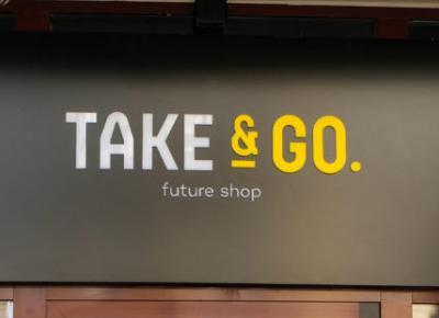 Take & Go – Sprawdzamy, jak działa sklep bez kas - CyberBay