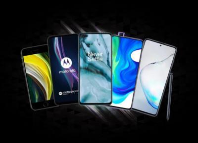 Jaki smartfon do 2000 zł - Sierpień/Wrzesień 2020 [Ranking] - CyberBay
