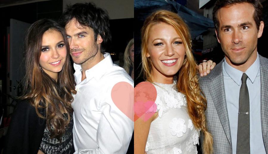 Te aktorskie pary zakochały się na planie! Czy ich związki przetrwały?