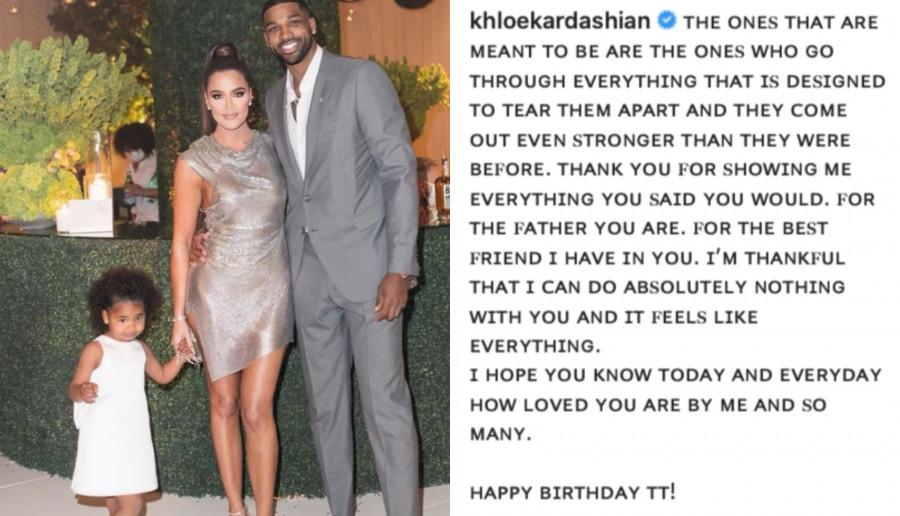 Khloé Kardashian i Tristan Thompson znów razem? Wszystko na to wskazuje